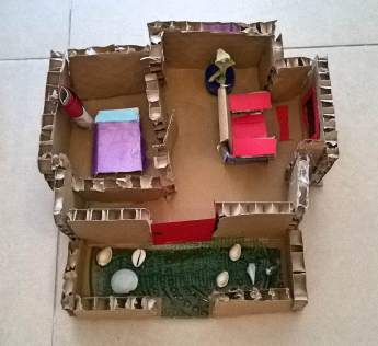 House project - Workshops at Endaze International School